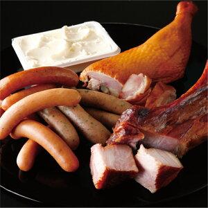 北海道 ソーセージ チーズ 6種詰め合わせ ウィンナー スモークチキン ベーコン チーズ 黒松内 トワ・ヴェール 産地直送 送料無料