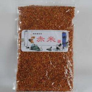 熊本の自然食品【自然農園 蓮華】 契約栽培・赤米(紅染餅玄米)250g <熊本県産無農薬!>
