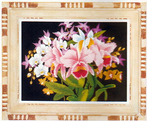 東京文化刺繍キット No151 らんの花(3号)