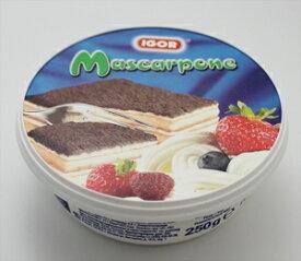 《冷蔵》 チェスコ イゴール マスカルポーネ 250g