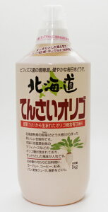 加藤美蜂園 北海道てんさいオリゴ 1kg 1000g