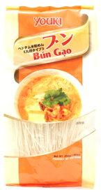 ユウキ 業務用ブン(丸麺) ベトナムビーフン 200g