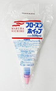 [冷凍] マルハニチロ 業務用 フローズンホイップ 500ml