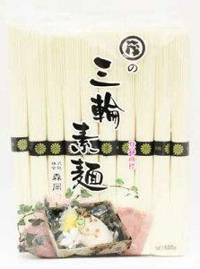 森岡 三輪素麺 500g(10束入)