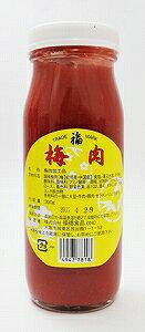 福徳食品 梅肉 赤 300g [練りうめ 練り梅]