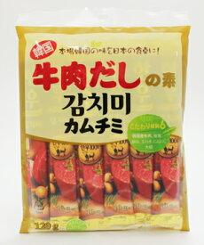 韓国牛肉だしの素 カムチミ 10g×12入