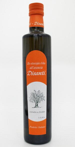 ディサンティ エキストラヴァージンオリーブオイル オレンジ 500ml