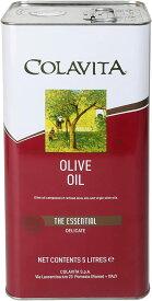 コラビータ ピュアオリーブオイル 5L×4缶