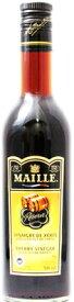 MAILLE マイユ シェリー酒ビネガー 500ml×6本