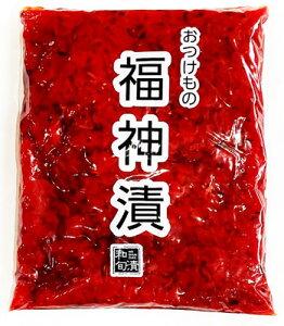 河鶴 業務用漬物 福神漬け 2kg×8袋