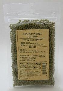 マスコットフーズ 緑豆 ムング・グリーンマッペ 200g