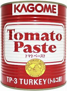 カゴメ 業務用トマトペースト 3.2kg×6缶(1ケース) 1号缶 3200g