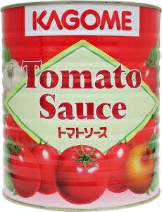 カゴメ 業務用トマトソース 3kg×6缶(1ケース) 1号缶 3000g