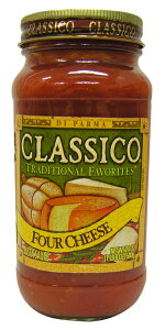ハインツクラシコ トマト&4(フォー)チーズ 680g×12本(1ケース)
