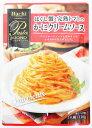 ハチ食品 パスタボーノほぐし蟹と完熟トマトのかにクリームソース 110g×24袋(1ケース)