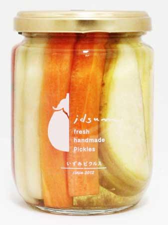 idsumi(いずみ) 水なすピクルス和風mix 120g