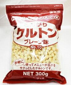 NIPPUN 業務用 HANDYPACK こんがりクルトン プレーン味 No,10 300g