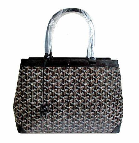 ≪新品≫ 正規品 GOYARD ゴヤール べルシャスPM トートバッグ 黒 紙袋・リボン付き