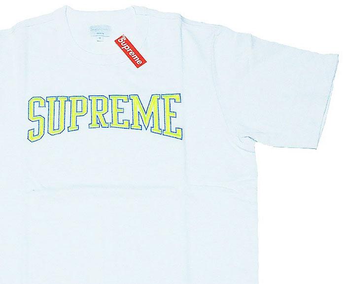 ≪新品≫ 17FW SUPREME Dotted Arc Top WHITE Mサイズ シュプリーム Tシャツ