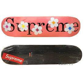 ≪新品≫ SS17 SUPREME FLOWERS Skateboard Deck PINK シュプリーム スケートボード デッキ ピンク