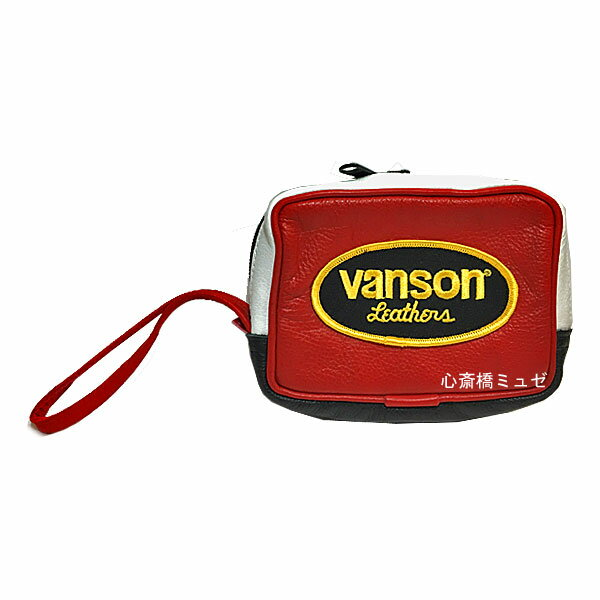 ≪新品≫ Supreme 17SS VANSON Leather Wrist Bag シュプリーム バンソン レザー リスト バッグ