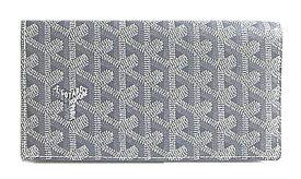 ≪新品≫ 正規品 GOYARD ゴヤール リシリュ 長財布 205 グリス 箱・リボンのラッピング