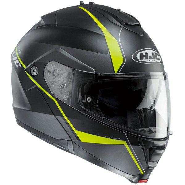 RSタイチ HJC IS-MAX2 マイン ブラック/イエロー L 【HJH101】