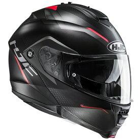 RSタイチ IS-MAX2ドーバ BLACK/RED L [HJH151]