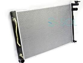 トヨタ アルファード(1MZFE MNH10W) 2005年4月〜 AT用 ラジエーター ラジエター キャップ付 16041-20381