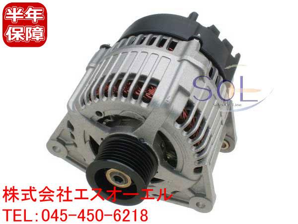 ベンツ W215 W219 W220 R230 オルタネーター 150A BOSCH CL500 CLS500 S320 S350 S430 S500 SL350 SL500 0131548202 0141540102 0121541302
