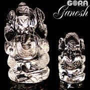 楽天ランキング1位ガネーシャ置物ガネーシャ像ヒマラヤ水晶ガネーシュヒマール水晶お守り金運厄除け祈願インドの神様パワーストーン天然石象