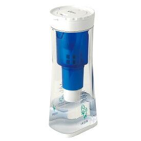 "《JIS指定除去対象項目13+2物質の除去に対応》ロキテクノ ポット型浄水器""IKOR""IPJ-001浄水容量1.0L"