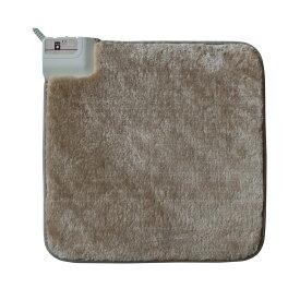 《コンパクトな一人用カーペット》TEKNOS ホットマットEC-K4000(40×40cm)