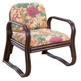 ファミリー・ライフ天然籐製座椅子