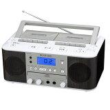 PIFスピードコントロール搭載CD&WラジオカセットレコーダーCCR-17W