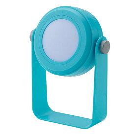 《伸びる、回る、引っ掛けられる、便利に使える》イシグロ LEDエクステンドミニランタン20950ライトブルー