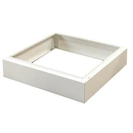 《鍵付扉でロッカーとして書類や工具、貴重品の収納に》サカベ スチール製鍵付きロッカー専用ベース(JAC-04/06兼用)