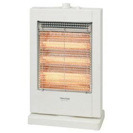 TEKNOS PH-1211(W) ハロゲンヒーター 800/1000W 速暖 首振 転倒OFFスイッチ機能
