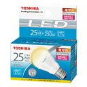 東芝 LDA4L-H-E17/S 電球色 E-CORE LED電球 ミニクリプトン形 E17 250lm 3.7W