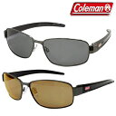 送料無料! Coleman コールマン 3054 偏光レンズ サングラス 反射光 紫外線ほぼ100%カット【 スモーク 偏光サングラ…