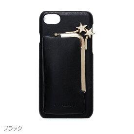 2/26 決算ファイナル♪【5%還元】【2000クーポン】いよいよ入荷♪即納可能【Hashibami ハシバミ】スター キャップ アイフォンケース/iphone 8/7/8s ブラック【メール便で送料無料】