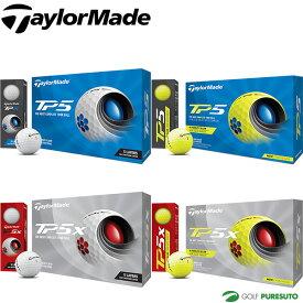 【日本仕様】テーラーメイド ゴルフボール New TP5/TP5x ボール 2021年モデル 1ダース