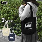 Lee(リー)キャンバスロゴミニトートバッグ