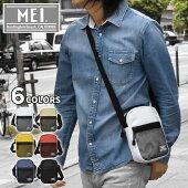 MEI(エムイーアイ)ナイロンメッシュポケットミニショルダーバッグ