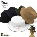 無地 ボタニカル リバーシブル 恐竜 刺繍 バケットハット /メンズ レディース 男性 女性 男女兼用 軽い 軽量 帽子 ハ…