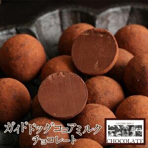スイーツ プレゼント 食品 プチギフト お菓子 詰め合わせ お礼 贈り物 高級 洋菓子 手土産 個包装 セット チョコレート ありがとう お世話になりました/ガイドドッグココアミルクチョコレー