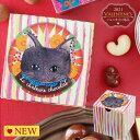 バレンタイン 【バレンタインディ商品】NECO BOX ツインカシューナッツチョコレート(120g/箱)