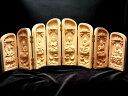 ◆8面開き◆5A極上手彫り◆1体7,980円◆木彫り 観音・菩薩・仏像 置物◆高さ約140mm◆風水やインテリアに