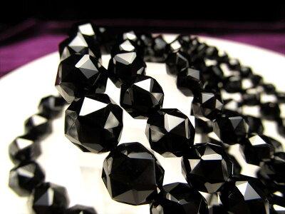 ★チベットモリオン【黒水晶】★★AAAA黒水晶ブレスレット★★10ミリ×20珠★【モリオン】