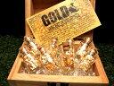 ●たっぷりゴールド【コルク栓ボトル 22金ゴールド入り 】縦30mm 専用カード付 鑑賞やコレクションに GOLD【K22】ミニ…